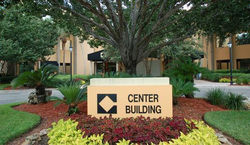 "LEED-Certified ""Center Building"" in Jacksonville, FL"